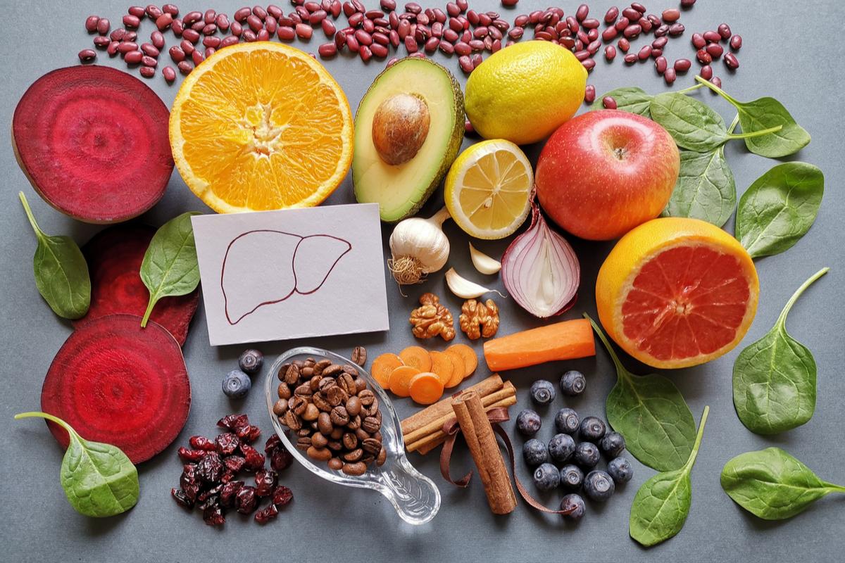 O papel da alimentação na saúde do fígado