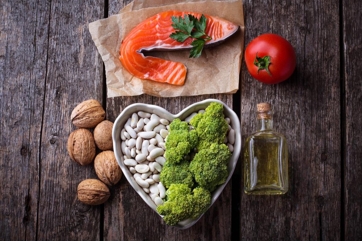 O poder da alimentação no controle do colesterol