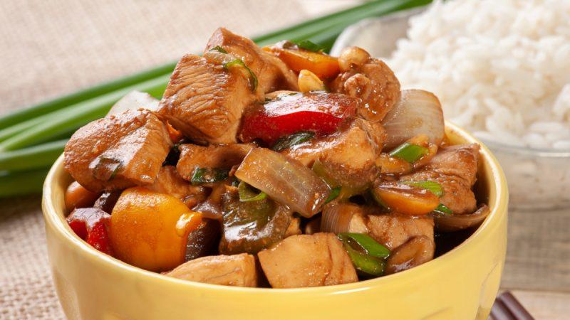 Culinária chinesa: pratos que se destacam pelas cores e texturas