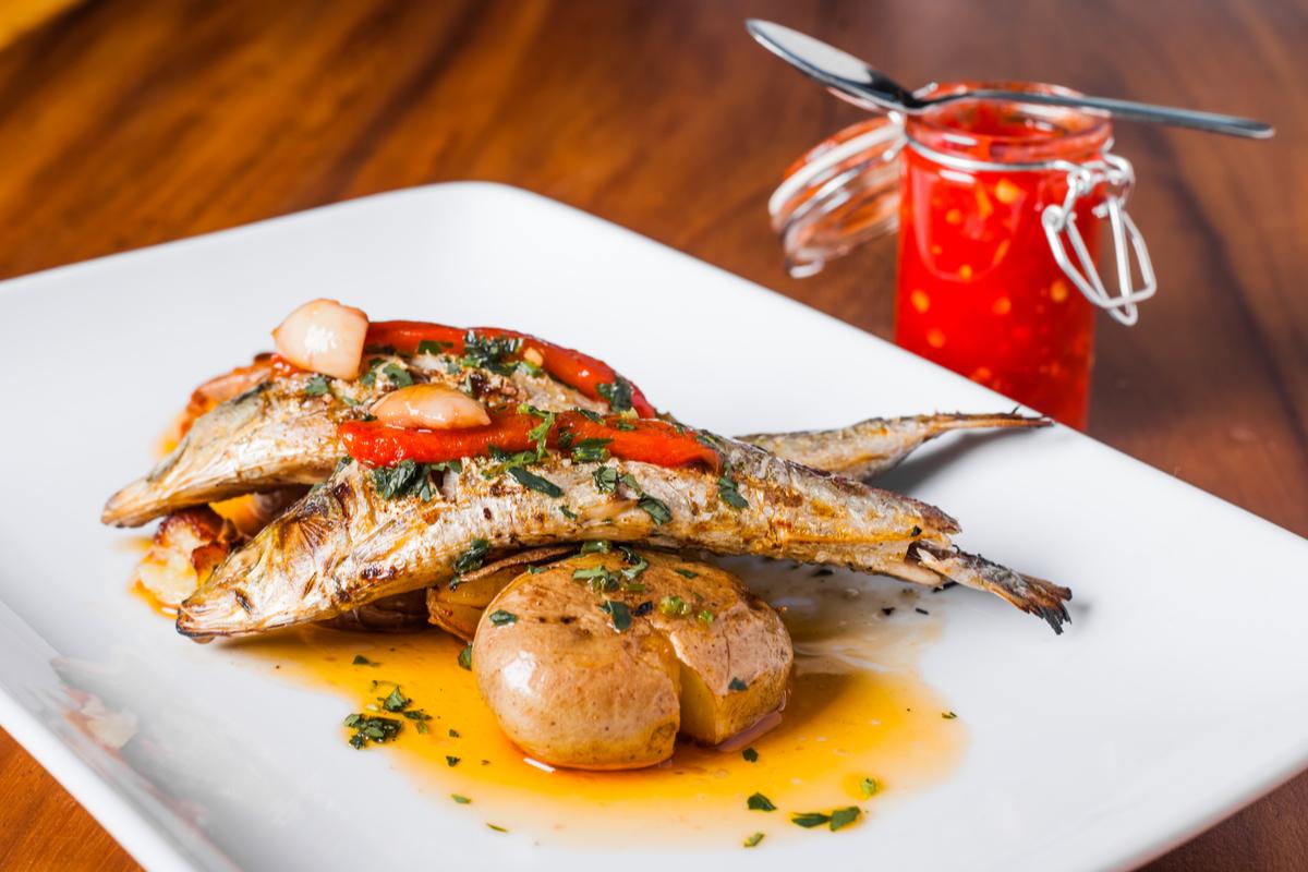 Culinária portuguesa:  receitas tradicionais