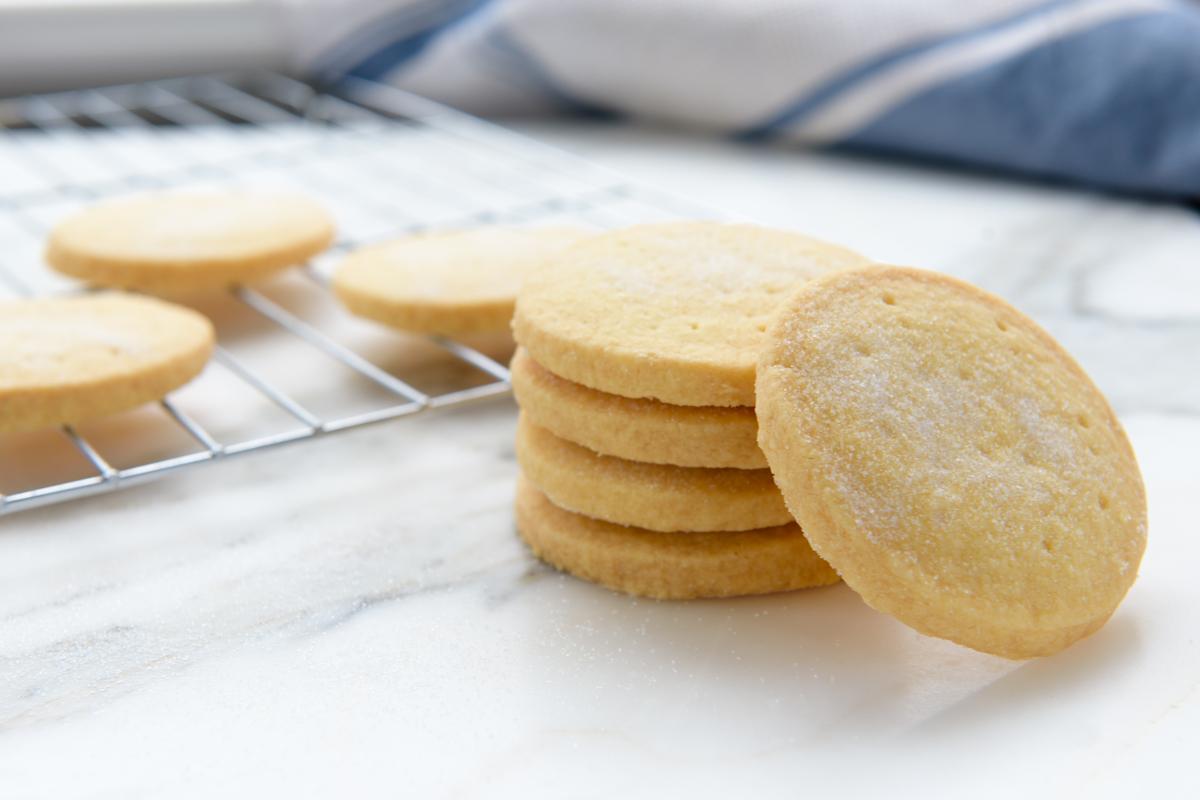6 receitas de biscoitos para preparar em casa
