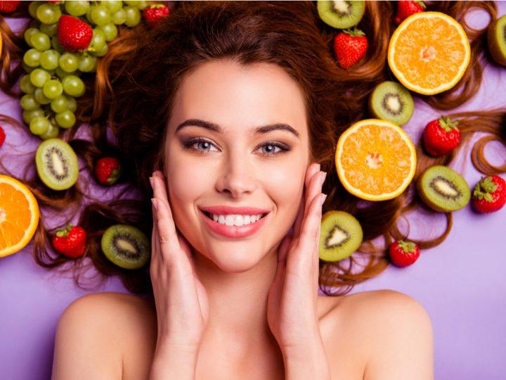 Alimentos que influenciam na saúde e beleza da pele