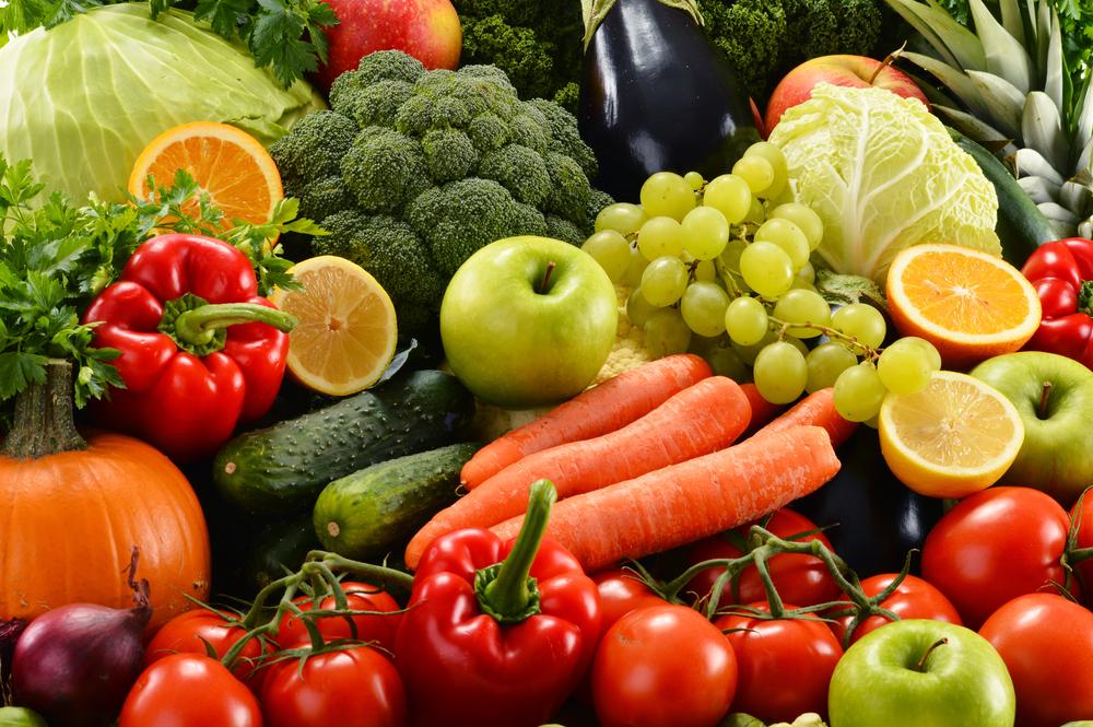 Saiba como um prato colorido auxilia no bom funcionamento do corpo