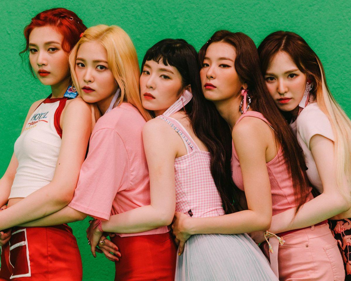 K-pop! Descubra como foi formado o Red Velvet