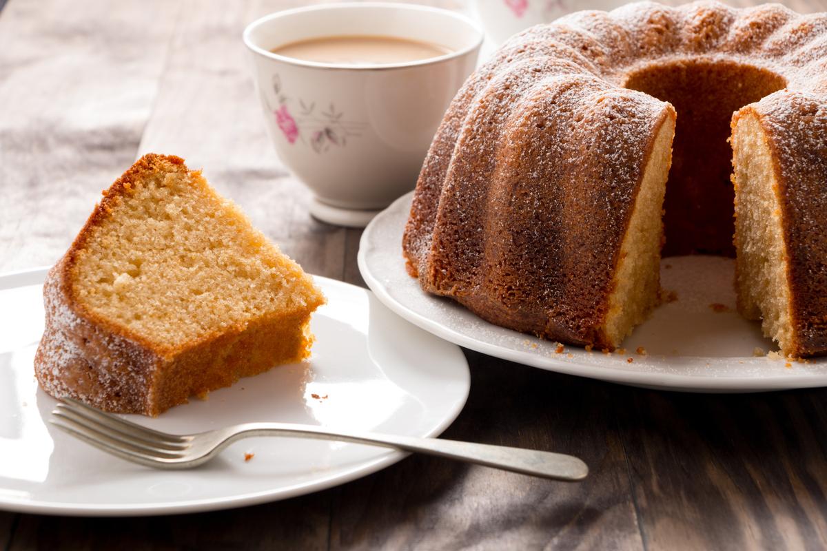 Confira 5 receitas de bolos simples e saborosos