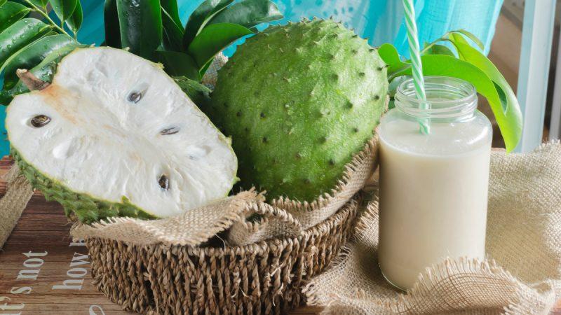 Benefícios dos sucos de cupuaçu, graviola e taperebá para a saúde