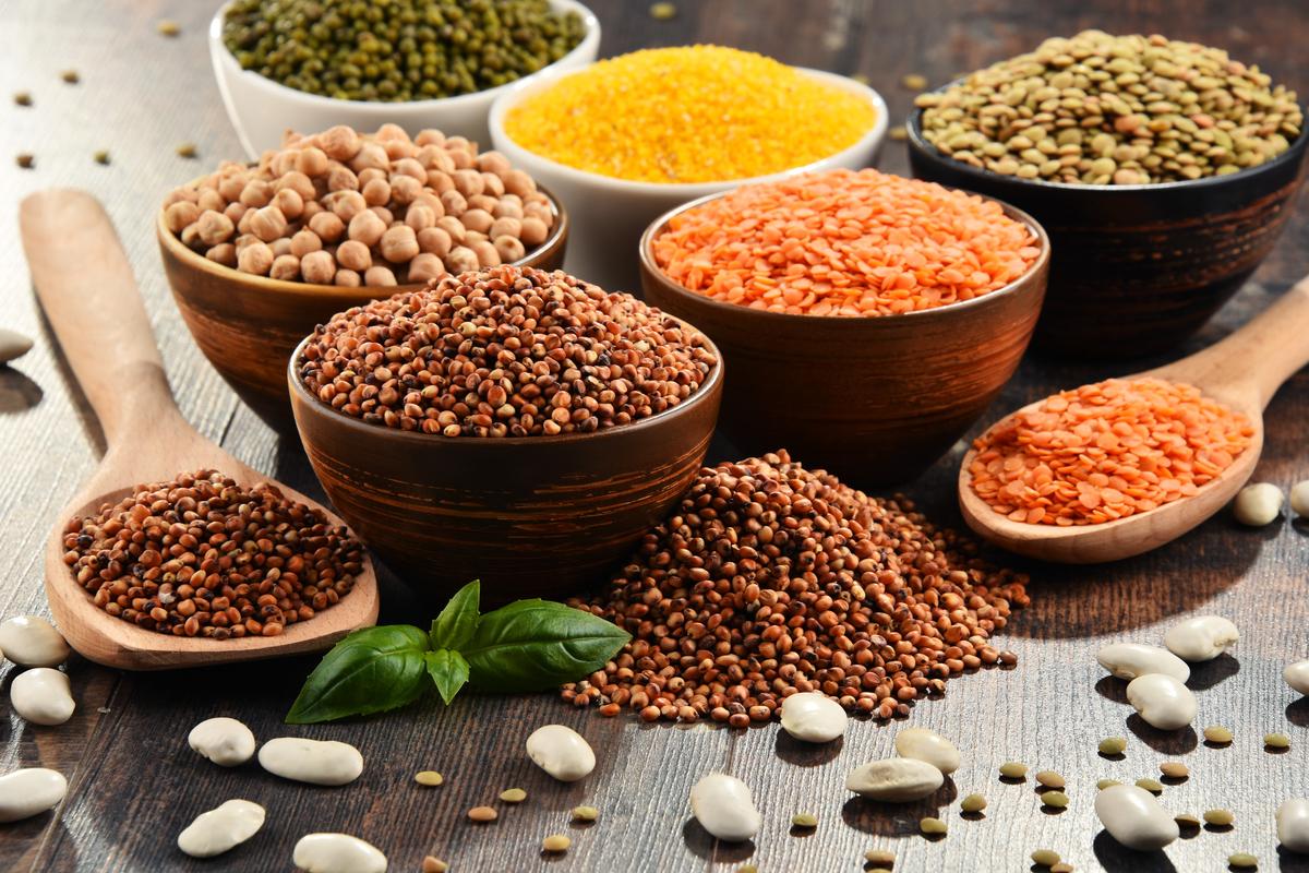 O poder dos grãos e sementes para a saúde