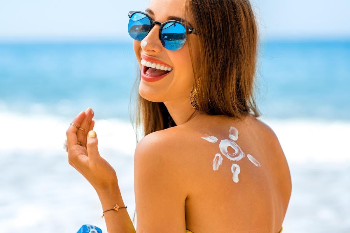 Recupere sua pele dos danos causados pelo sol