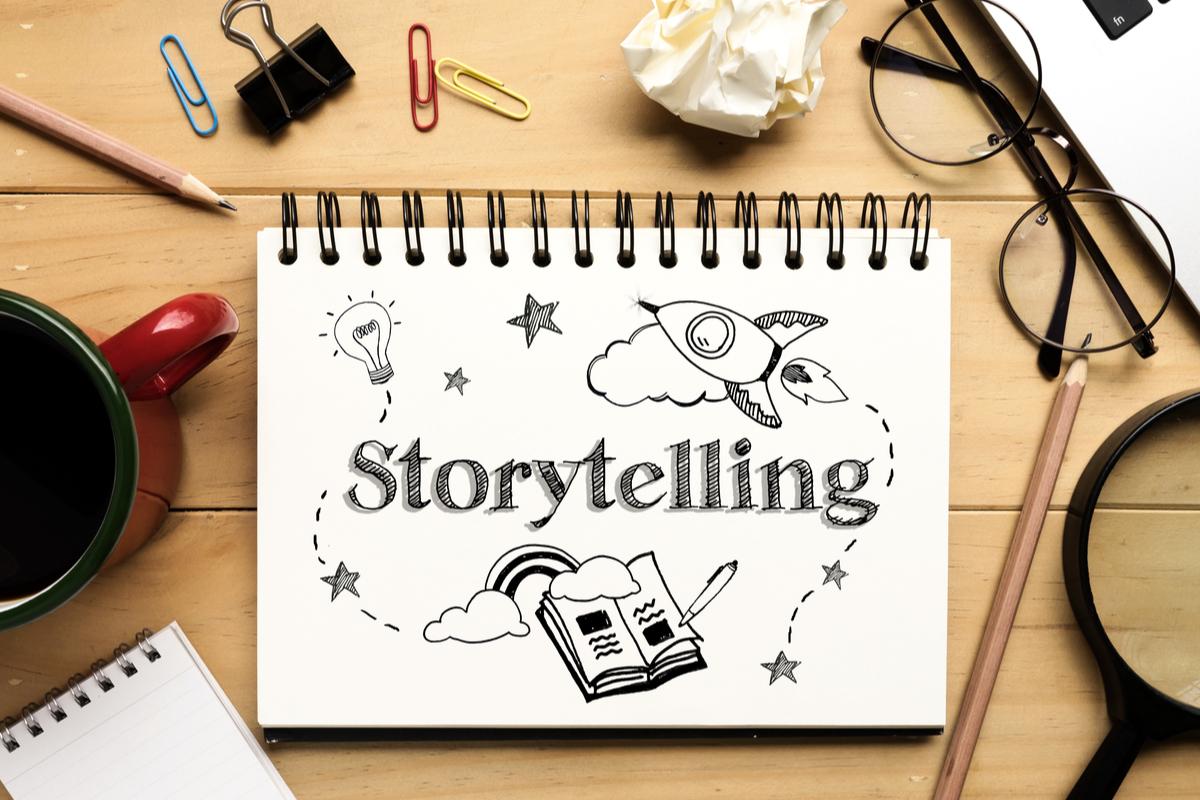 Storytelling: arte de contar histórias