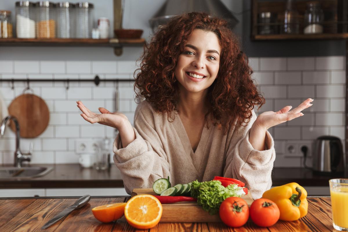 Veja como a alimentação influencia na saúde dos cabelos