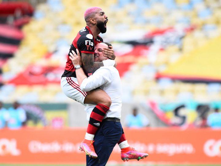 Flamengo fatura o segundo Brasileirão consecutivo