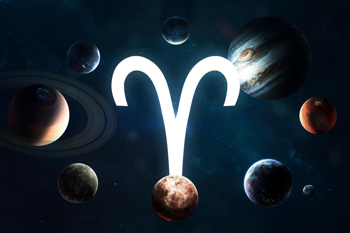 Chegada de Vênus em Áries