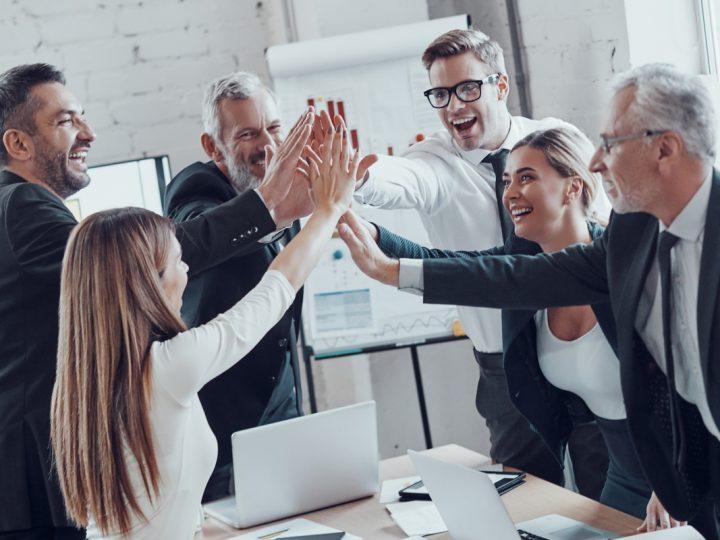 Mostre aos funcionários os resultados da empresa