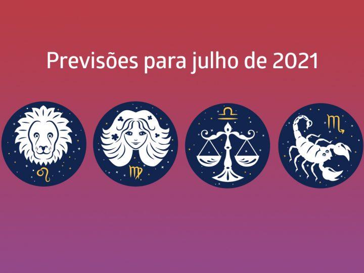 Leão, Virgem, Libra e Escorpião: previsão completa para julho