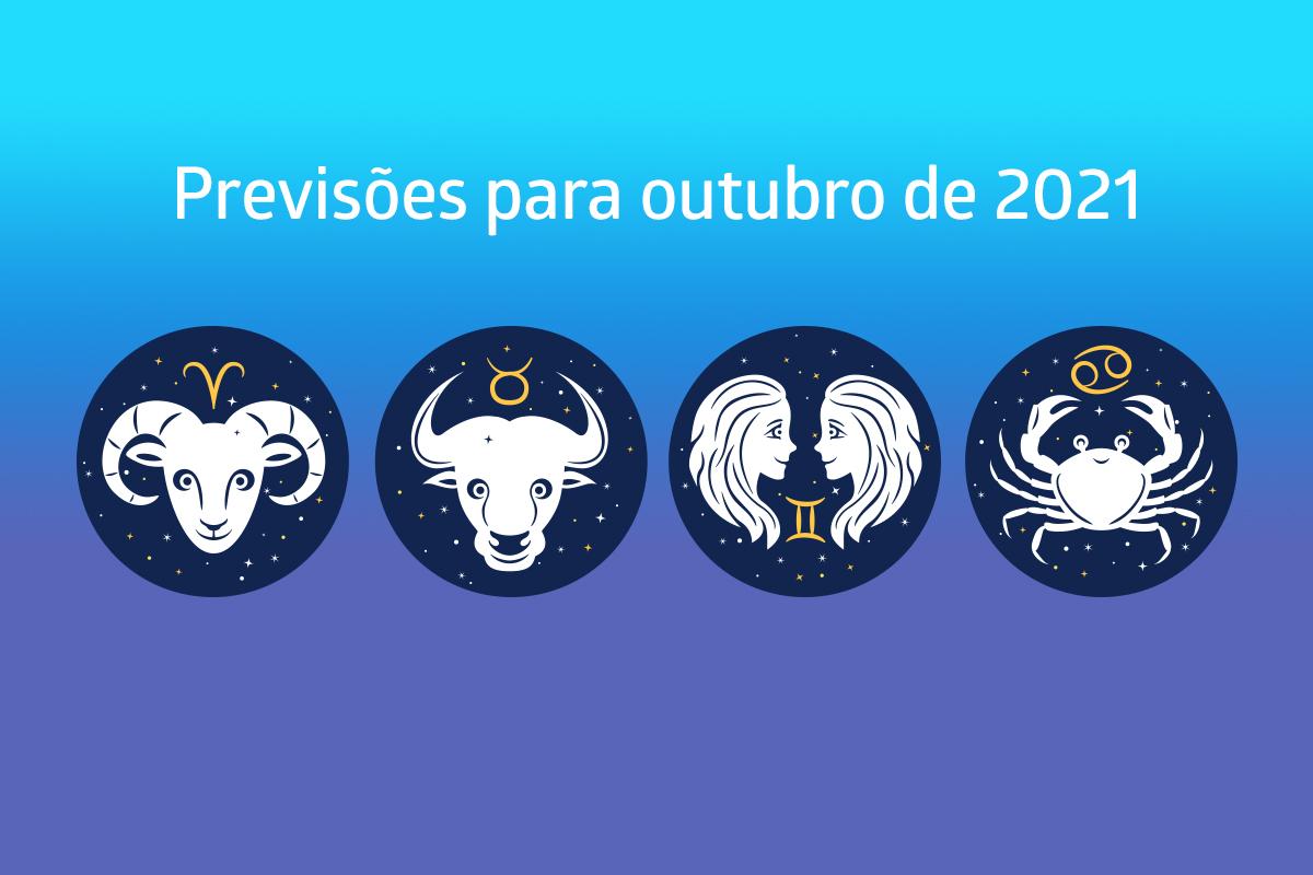 Áries, Touro, Gêmeos e Câncer: previsão completa para outubro