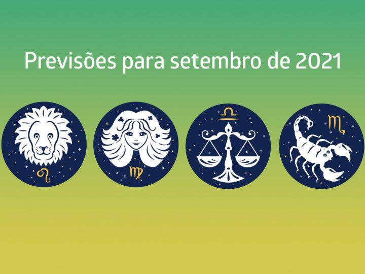 Previsão do mês: Leão, Virgem, Libra e Escorpião