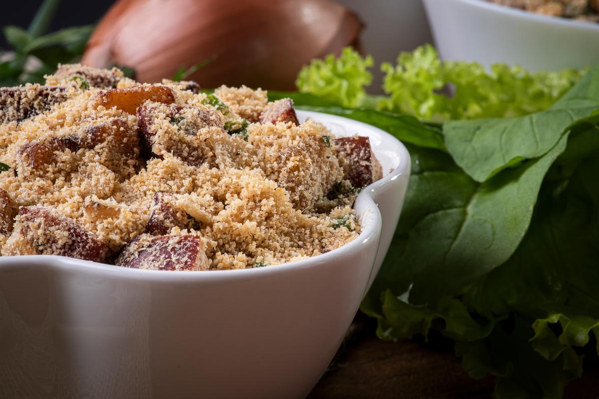 5 receitas de farofas práticas e saborosas