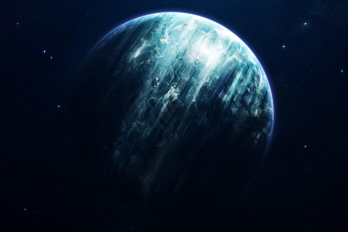 Netuno e Plutão entram em harmonia