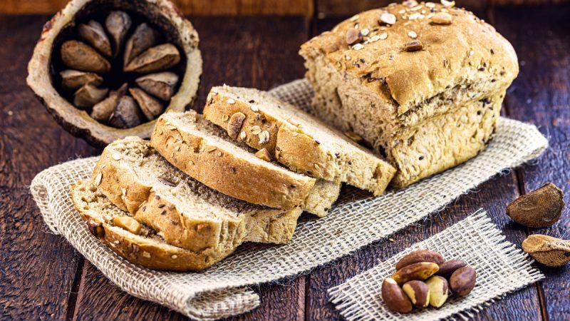 Receitas de pães caseiros deliciosos