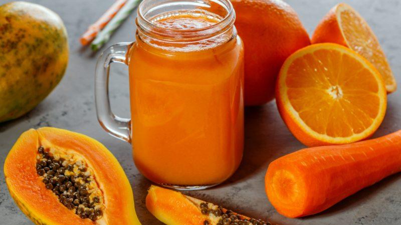 Sucos emagrecedores: 5 receitas saborosas e saudáveis