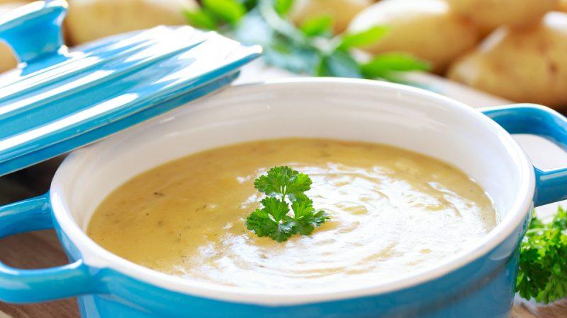 Sopas cremosas para ajudar a perder peso de forma prática, saudável e saborosa