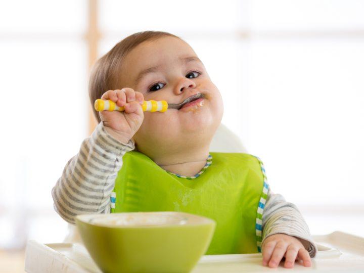 Como iniciar a introdução alimentar do bebê
