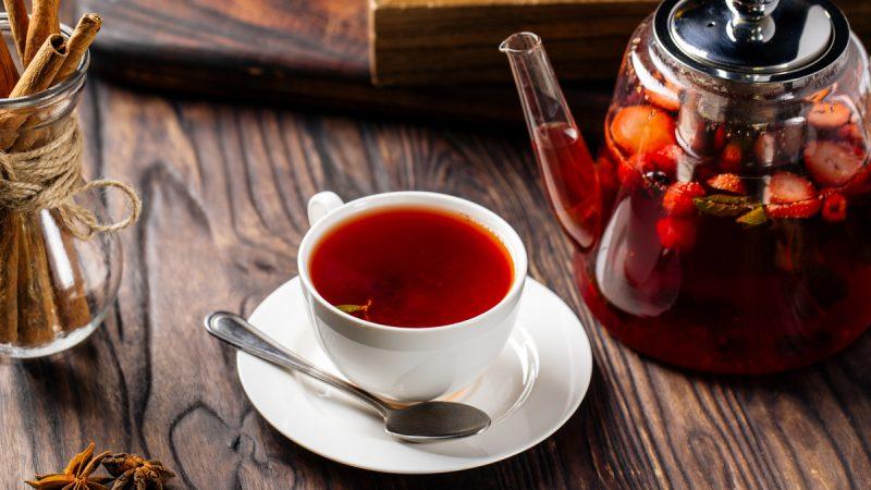 5 receitas de chás funcionais