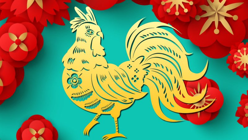 Horóscopo Chinês: Previsão para o mês do Galo de Fogo Yin