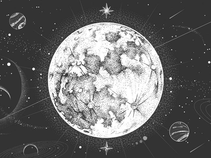 Lua Crescente em Escorpião: aprenda a preparar um banho especial