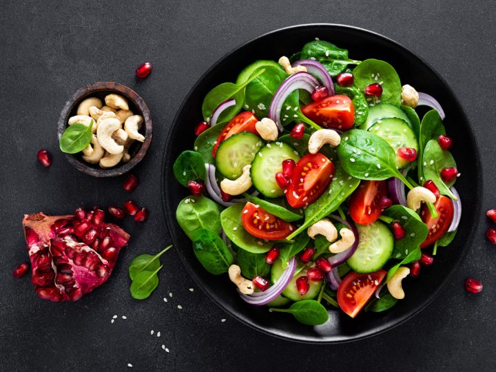 Saladas: 5 receitas para ajudar a emagrecer com saúde