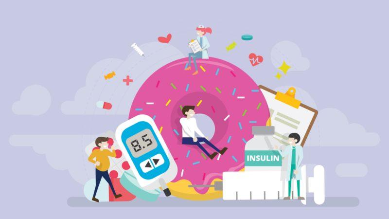 Como viver bem com diabetes