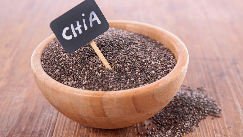 Conheça os benefícios da semente de chia