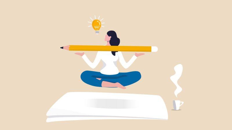 Redação para o Enem: aprenda a vencer o bloqueio na escrita