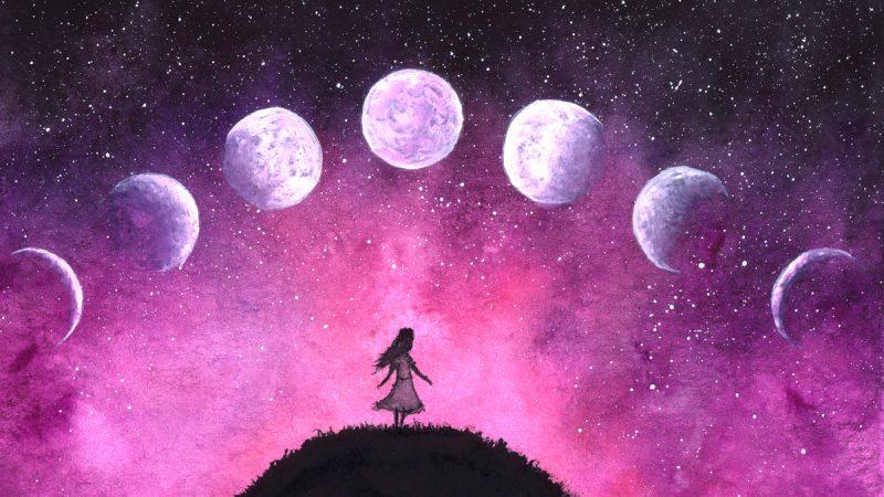 Lua nova em Libra: momento de agir